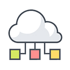 reliable hosting icon